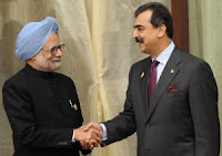 Indian and Pakistani prime Minister