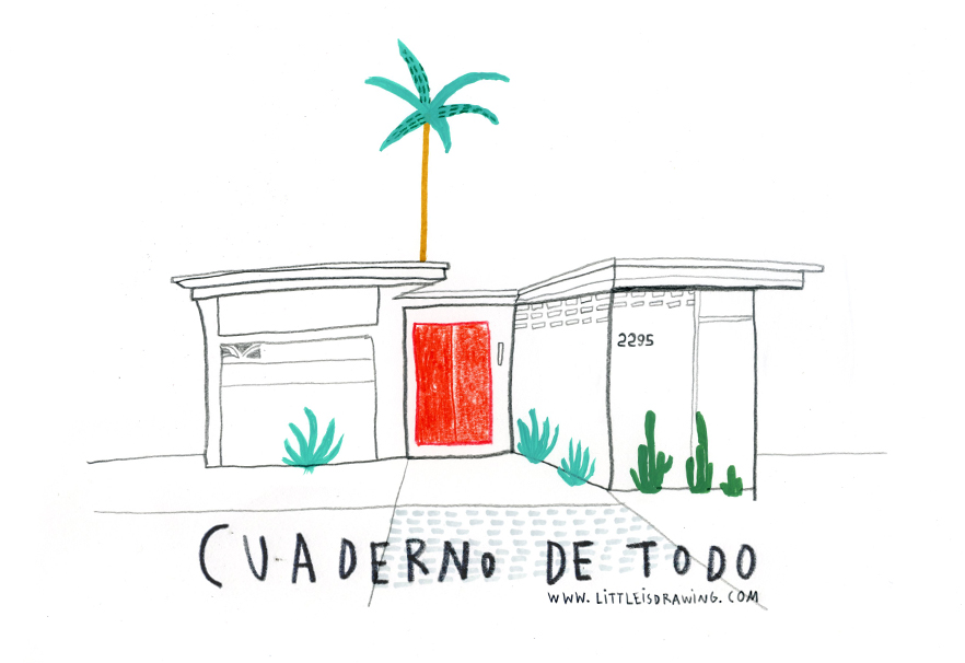 cuaderno de todo por littleisdrawing