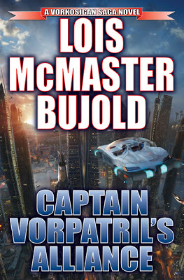 Cover of Captain Vorpatril's Alliance by Lois McMaster Bujold