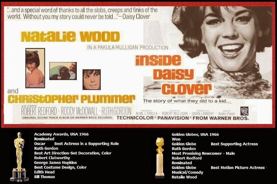 INSIDE DAISY CLOVER (1965) WEB SITE