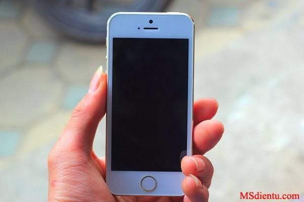 Iphone 5S Trung Quốc trên tay
