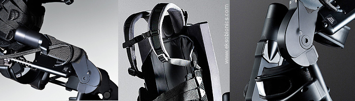 Ekso Exoskeleton details