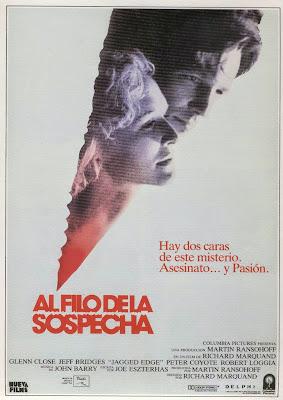 Al filo de la sospecha (1985) Descargar y ver Online Gratis