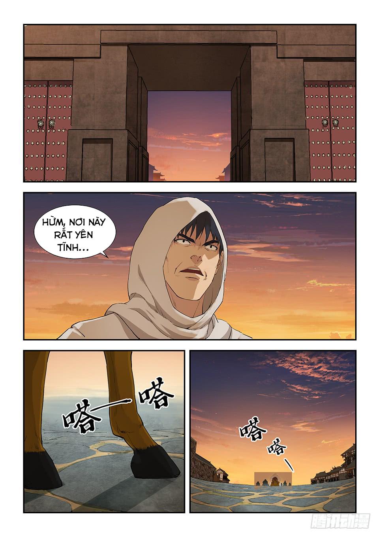 Kiếm Nghịch Thương Khung Chap 114 Upload bởi Truyentranhmoi.net