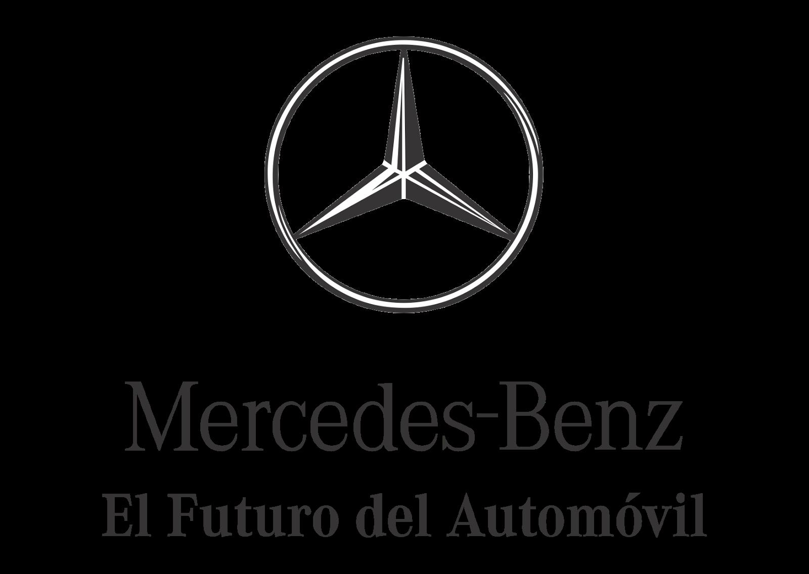 mercedes benz logo vector