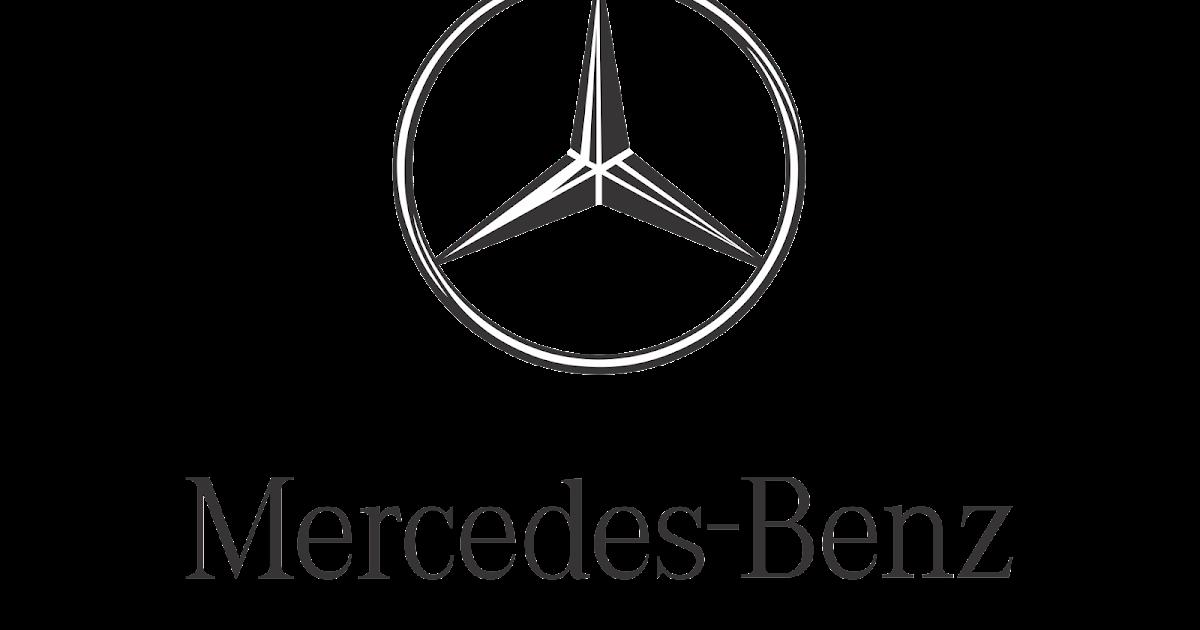 mercedes benz logo vector automobile manufacturer