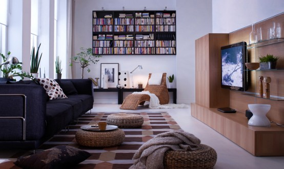 awesome ikea inspired living rooms photos - britishpatriotssociety