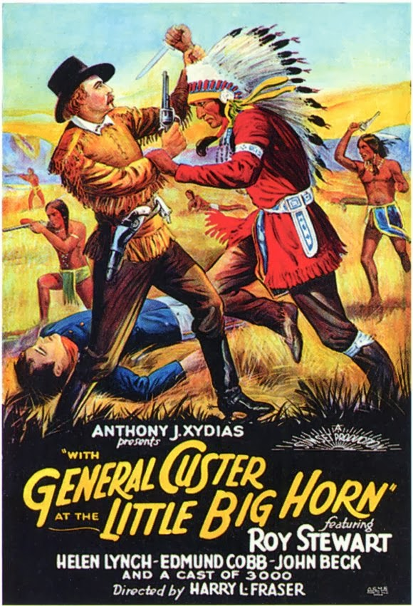 "WOLFEES GRAMOPHONE: ""MR CUSTER STOMP"" THE SCOUTS BIGHORN ... Horns Movie Poster"