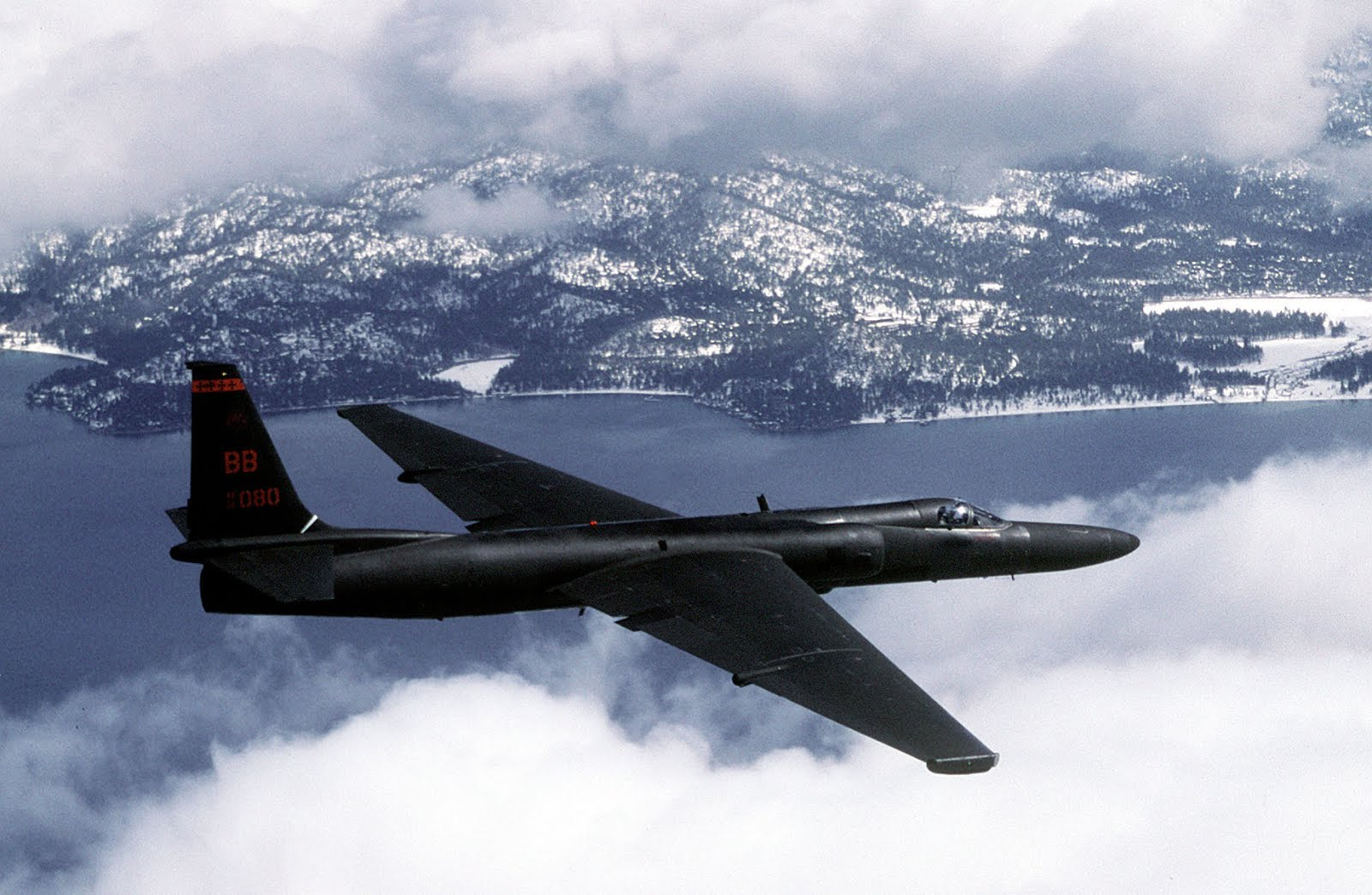 Lockheed U-2 'Dragon Lady'