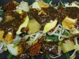 rujak cingur Makanan Khas Indonesia