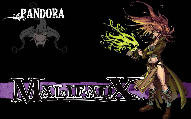 Pandora malifaux