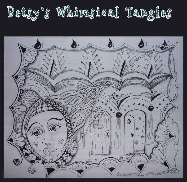 Betsy&#39;s Whimsical Tangles
