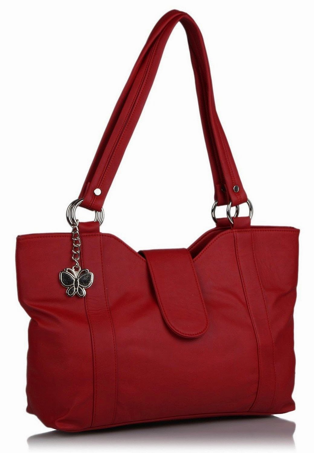 Butterflies Handbag (Red) worth Rs 1099 for Rs 579