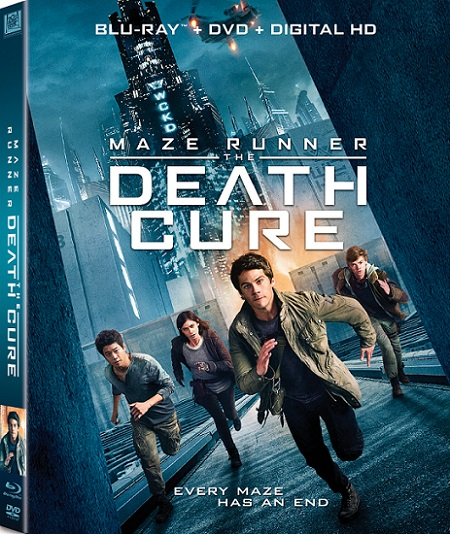Maze Runner: The Death Cure (Maze Runner: La Cura Mortal) (2018) m1080p BDRip 12GB mkv Dual Audio DTS 5.1 ch