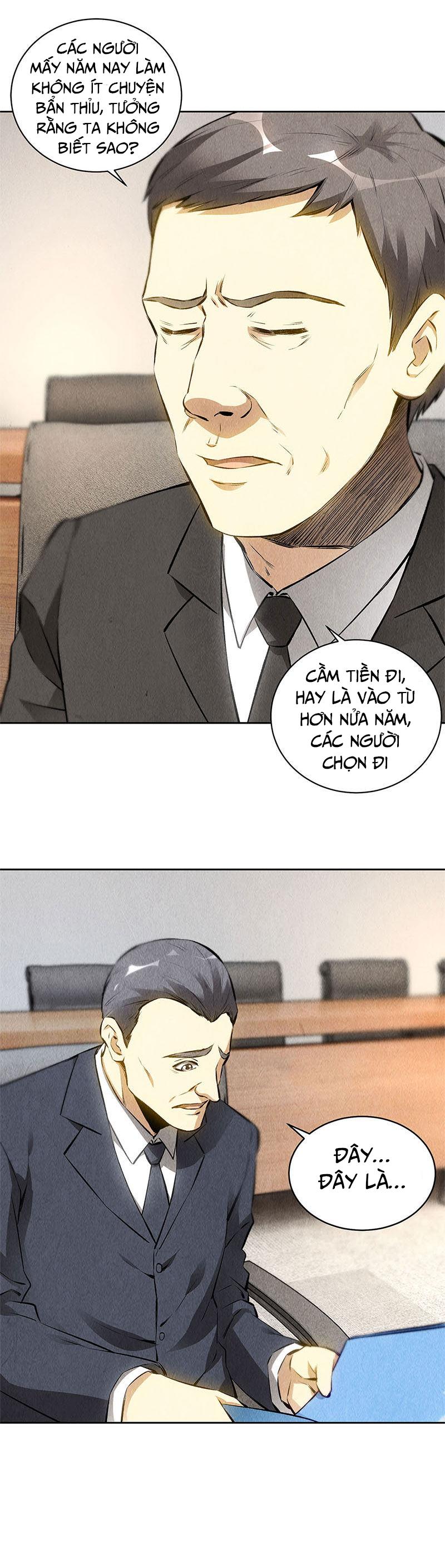 Ta Là Phế Vật chap 110 - Trang 3