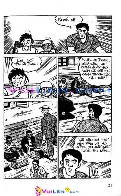 Jindodinho - Đường Dẫn Đến Khung Thành III  Tập 45 page 21 Congtruyen24h