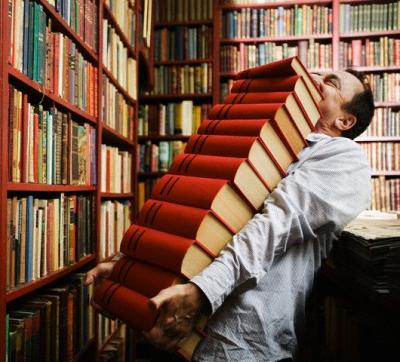 Muchos libros