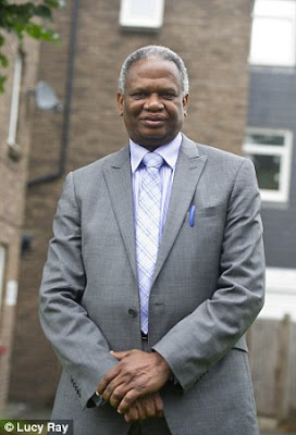 damilola taylor father