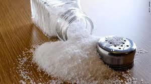 اعراض ارتفاع الصوديوم وانخفاض البوتاسيوم
