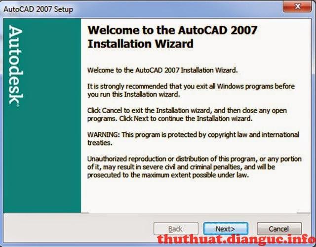 crack autocad 2007