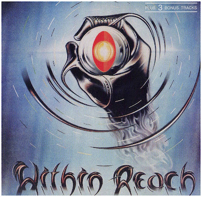 A Band Called O - Within Reach - (1976 Uk classic rock blended progressive rock - Cd rip - Wave)