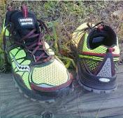 La mia scarpa da Trail