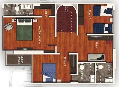 Modelos de construccion de casas imagui for Modelos de casa para construccion
