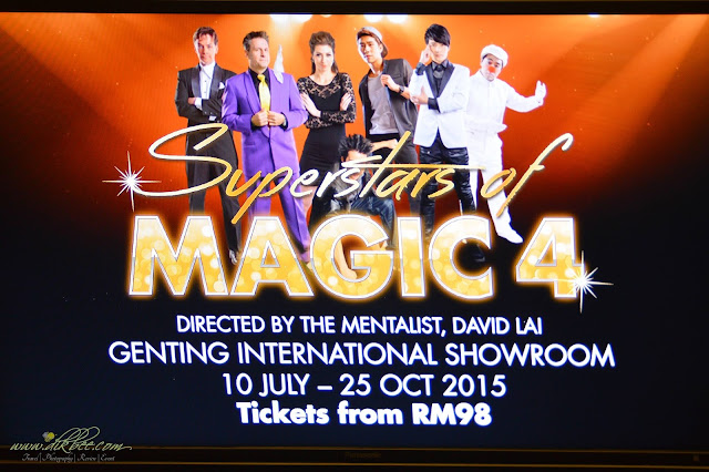 Superstars of Magic 4 Di Genting Highlands