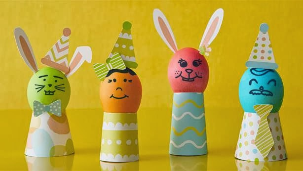 Easter Ideas for Kids 2014