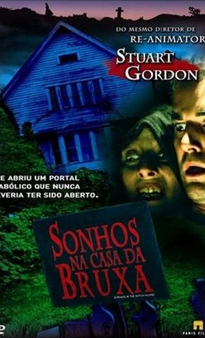 SONHOS NA CASA DA BRUXA - LOVECRAFT-S DREAMS IN THE WITCH-HOUSE - 2005