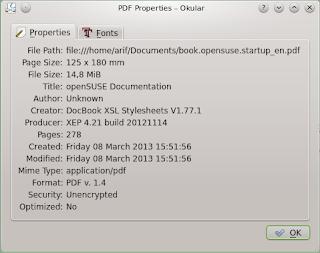 Cara mengkompres PDF di linux
