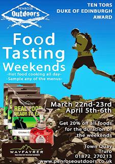 Penrose Food Tasting Weekend