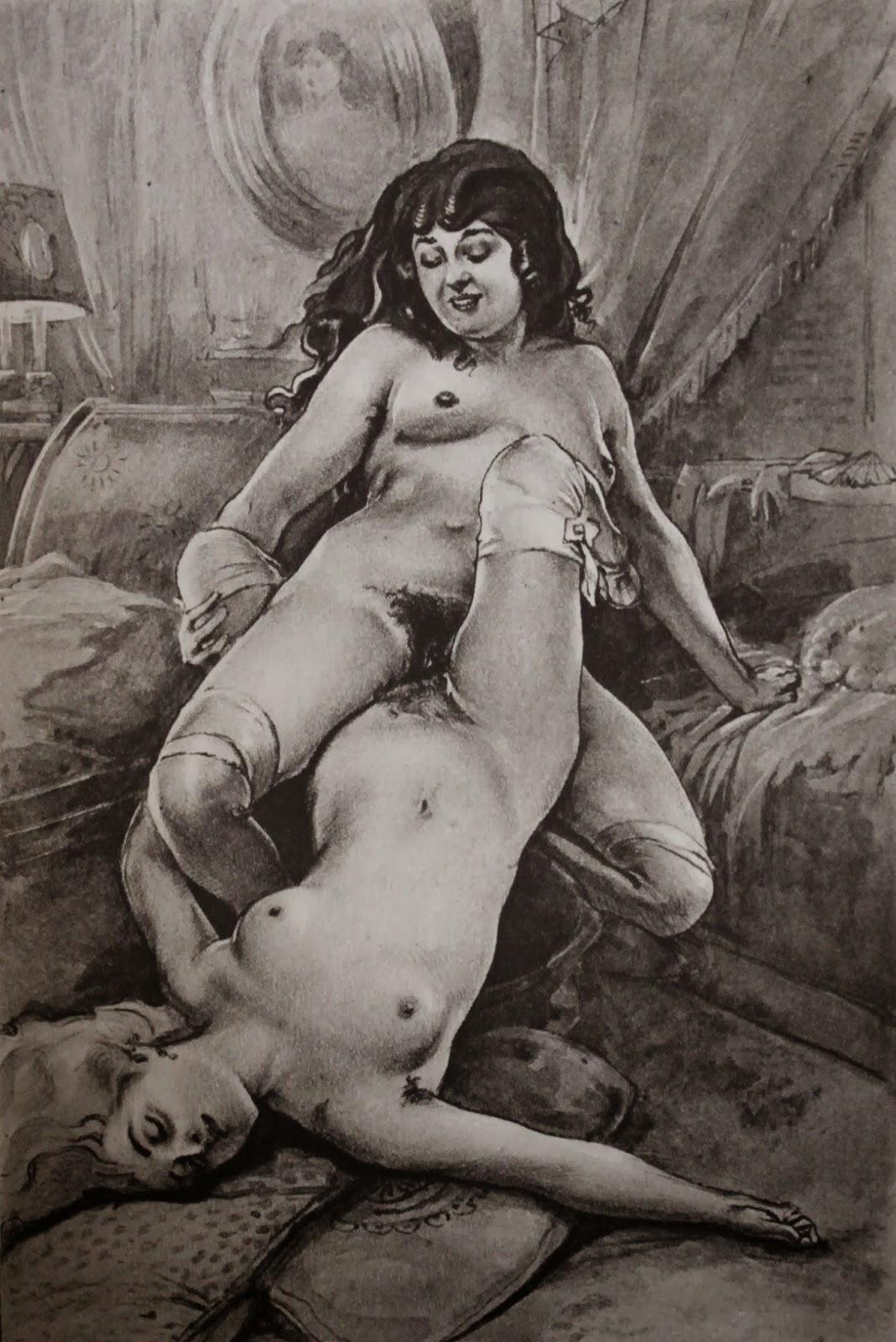 Старая итальянская эротика 18 фотография