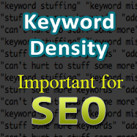 density of keyword