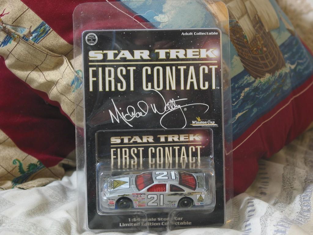 Star Trek, First Contact