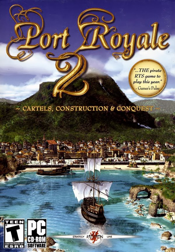 Port Royale2 - Full 700MB