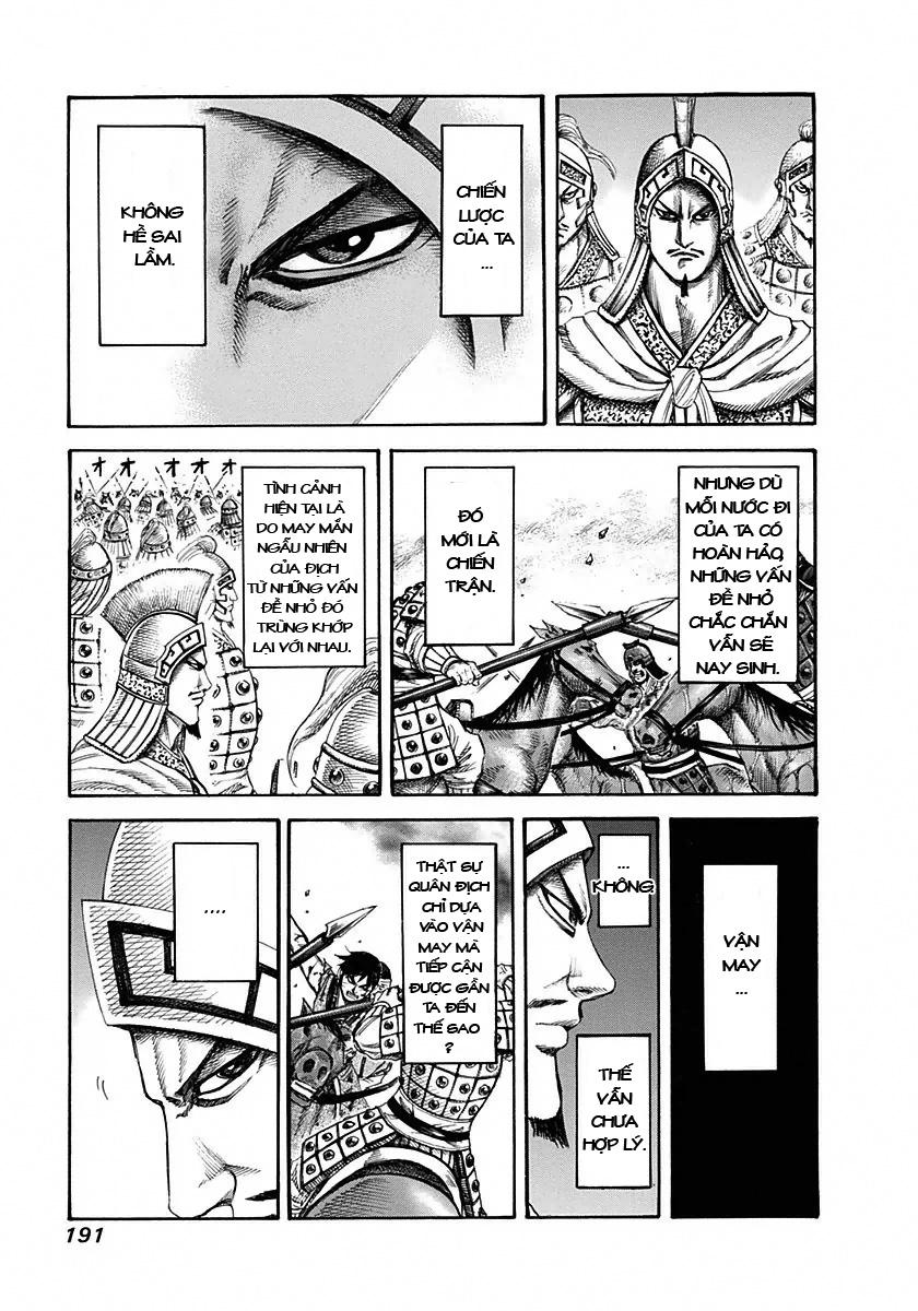 Kingdom – Vương Giả Thiên Hạ (Tổng Hợp) chap 129 page 2 - IZTruyenTranh.com