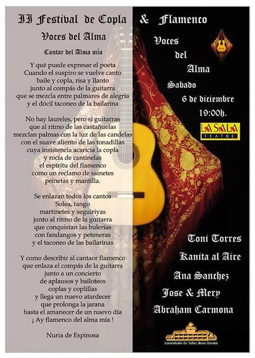 2º FESTIVAL DE FLAMENCO 2014