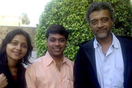 Anamika Ambar, Saurabh Suman & Lucky Ali
