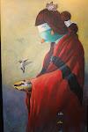 David K. John, Navajo Artist