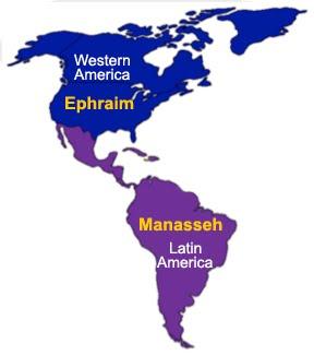 Nephicode the western hemispherethe land of promise part ii western hemisphere divided between ephraim and manasseh gumiabroncs Gallery