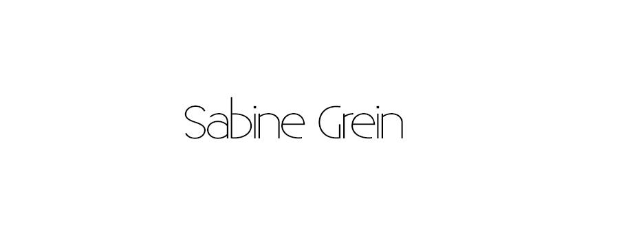 Sabine Grein