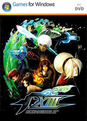 The King Of Fighters (KOF) XIII PC Cover