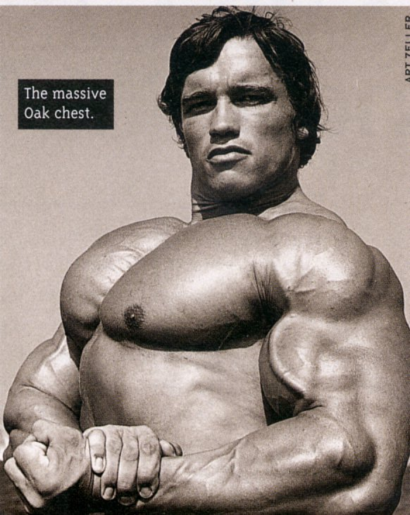 Arnold Alois 7-Time Mr...