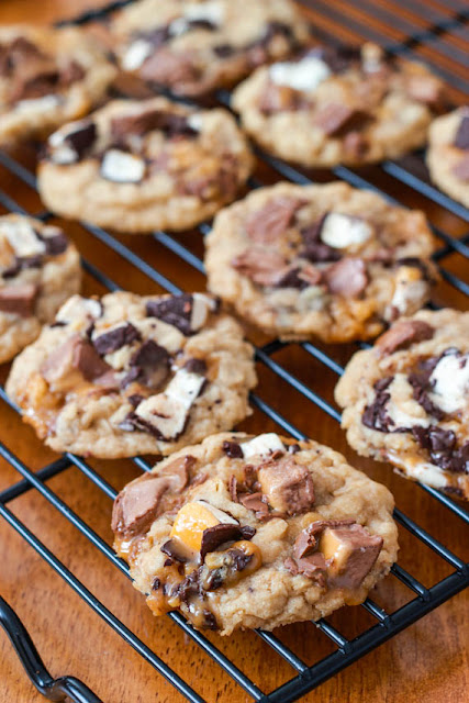 50 Recipes Using Leftover Halloween Candy - Something Swanky
