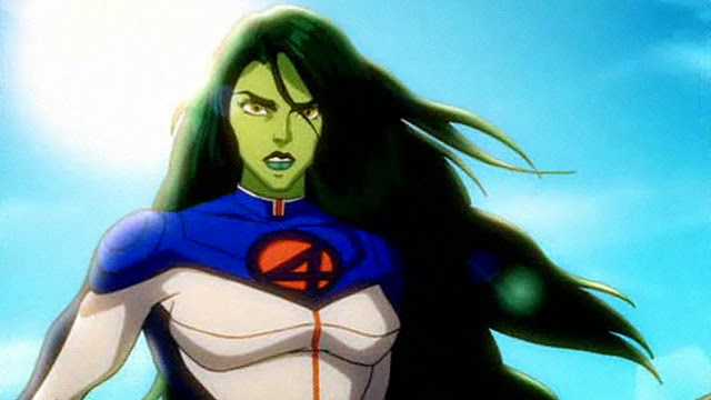 Il mondo di supergoku she hulk entra nei fantastici quattro
