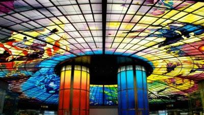 全球最美地鐵站