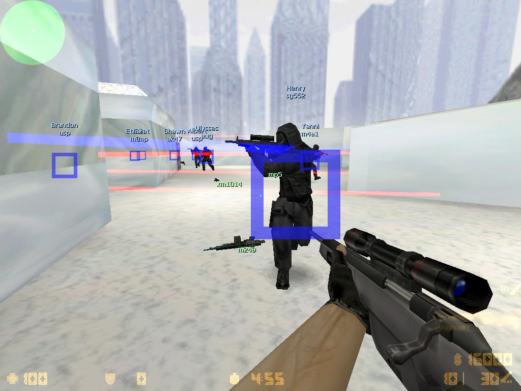 cs 1.6 warzone wallhack download