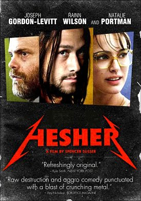 Filme Poster Hesher DVDRip XviD & RMVB Legendado