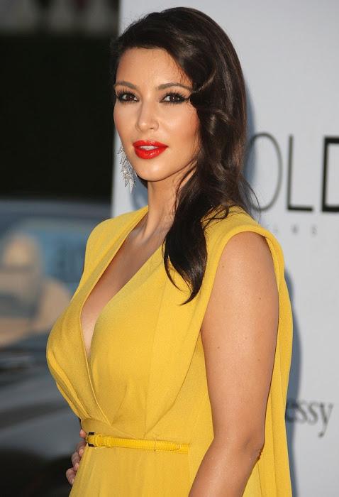 kim kardashian new hot images